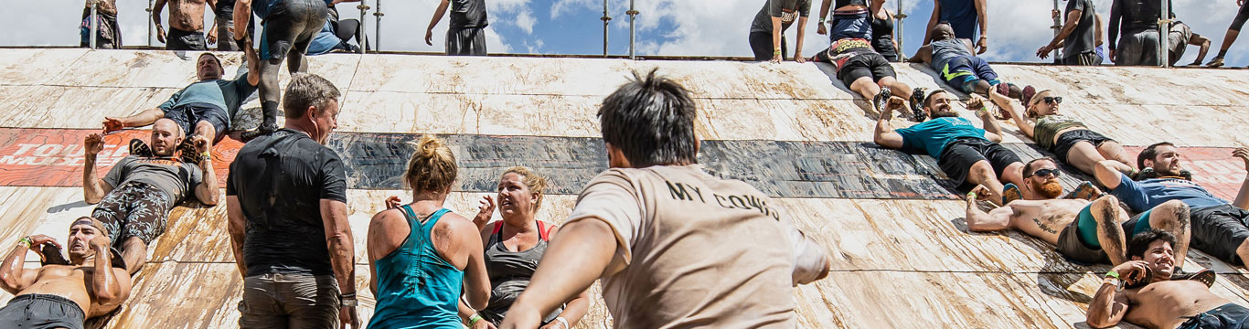 Tough Mudder Classic Happy Ending